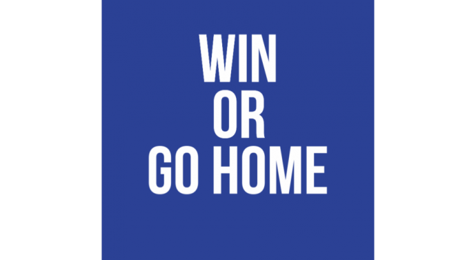 Win or go home pictures