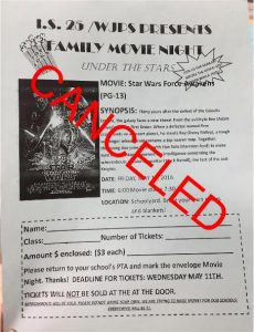 Movie Night canceled (2)