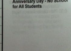 Brooklyn-Queens Day, also known as Anniversary Day, is coming up. This means that there will be no school for students on Thursday, June 9th. Picture attribution to Kay Kim.