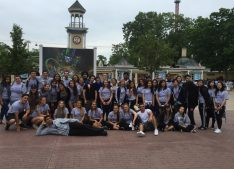 Friday, June 3rd was the grad night trip for seniors to six flags. The trip was from 9pm-1am. Many seniors went, not only for the rides, but also for the last memories to be made with their friends. Photo attributions to Neal Reff. photo sent through phone