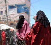 Women prepare to commemorate on Eid al-Adha. Photo attribution to AMISOM Public Information.
