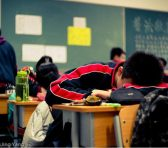 Sleep deprivation is on a steady rise in adolescents, more and more students are suffering from a lack of sleep. Photo attribution to abcd8164@yahoo.cn on Flickr.
