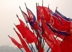 North Korea claims to have launched a new satellite on September 9th. Photo attribution to (stephan) on Flickr.